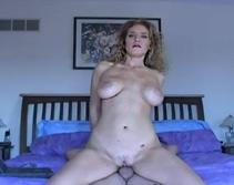 Swinger MOM oral sex Fuck and spunk