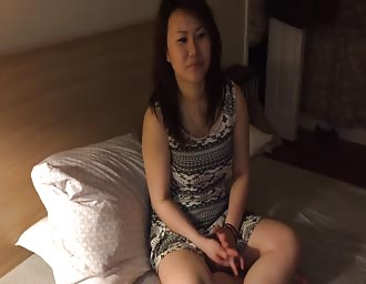 asian woman tasing BBC
