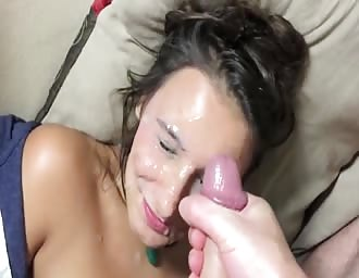 Amateur and homemade facial collection