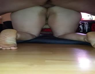1st time anal with my wifey