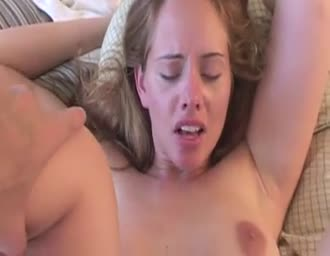 Hard rough sex with a hot blondy babe