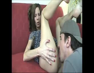 dirty hairy mommy creampie