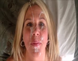 A ton of cum for my lovely spouse