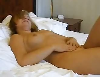 Nice husband gets sweet homely fuck