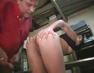 girl gets paid to screw mature man