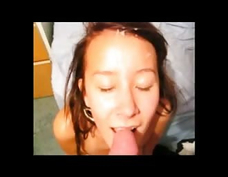Cumfiend facial compilation 52