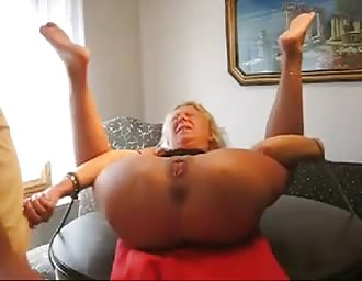 older slave extreme fisting and squirt
